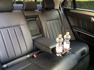 Mercedes E Class - Interior - photo  2