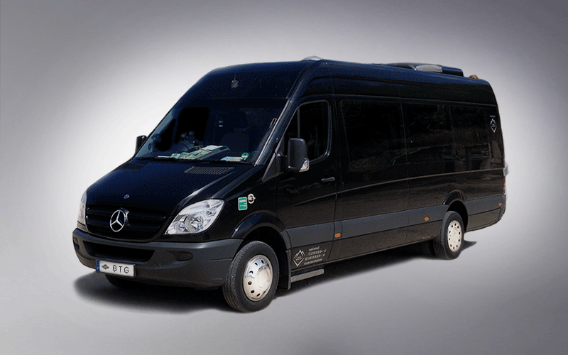 Mercedes Sprinter Tourist