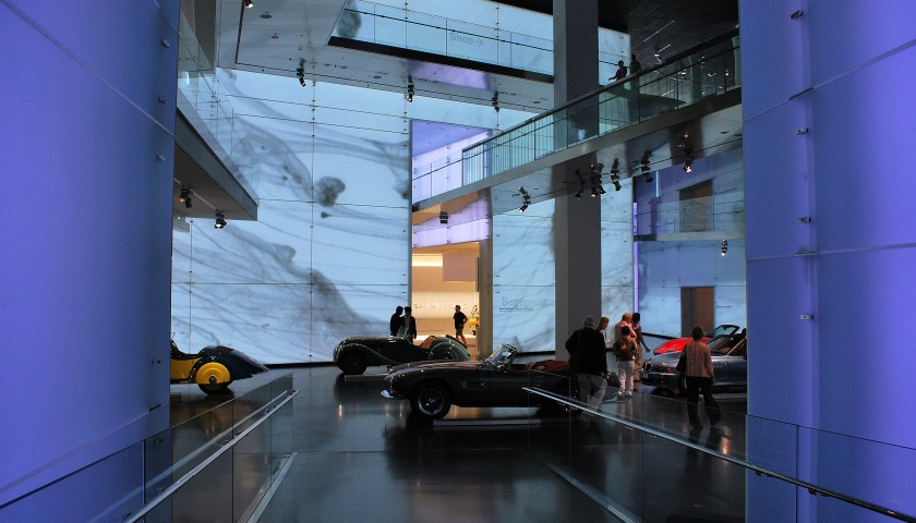 BMW Museum in Munich